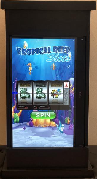 Tropical Reef Slot Machine